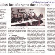 article Audax