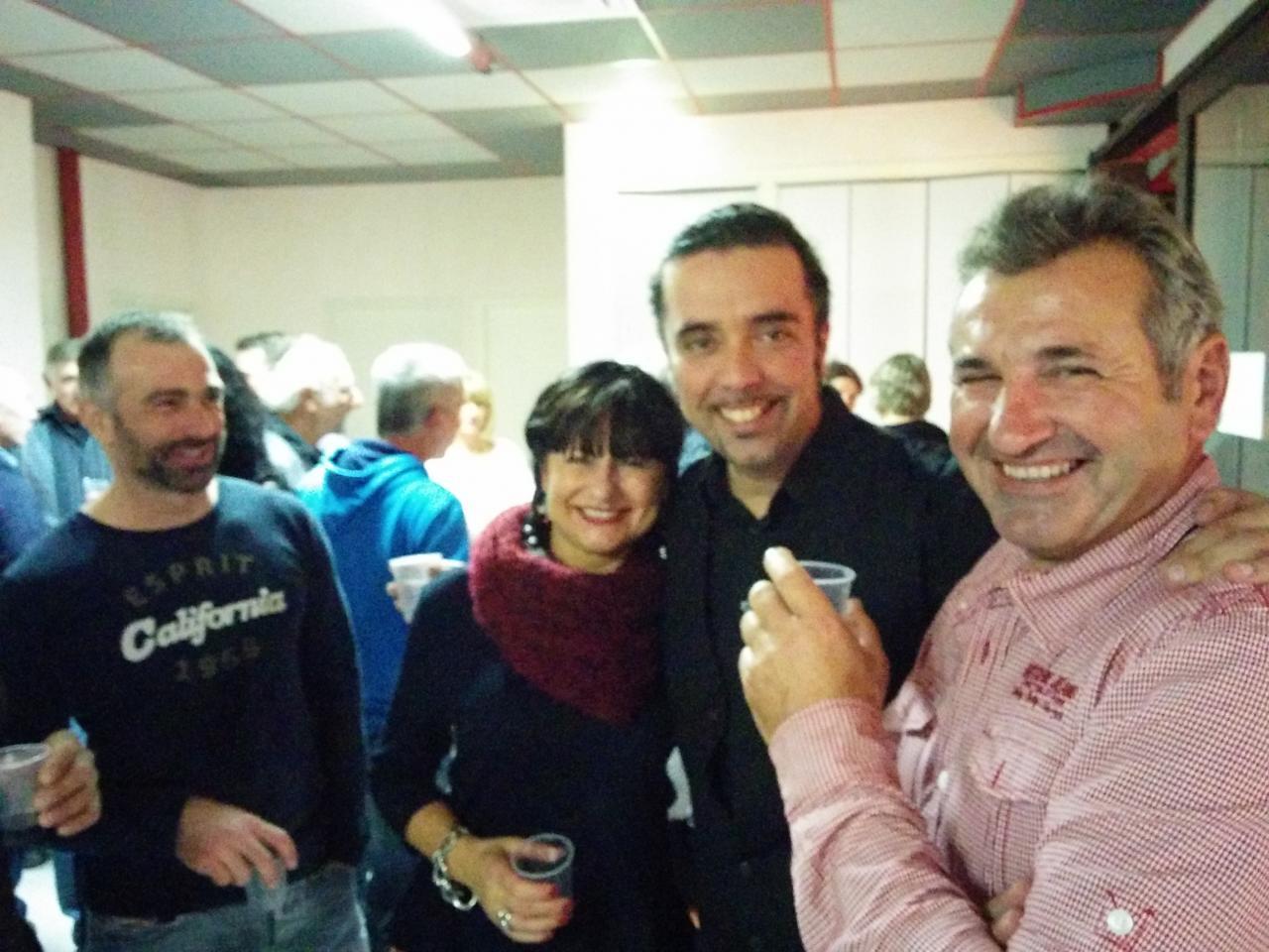 Chris méchant 1-épouse de Patrick à D et el condor Stéfano