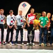 Olivier  podium 1° sur la Pingeon