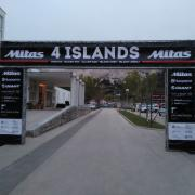 la 4 Islands