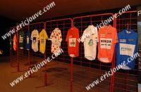 maillots des vainqueurs